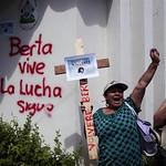 Greenpeace concede su premio Artemio Precioso a Berta C�ceres